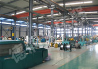 天津s11油浸式变压器生产线